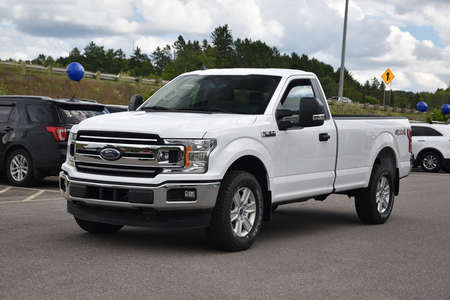 2020 Ford F-150 4WD Regular Cab Regular Cab for Sale  - 20062  - Alliance Ford