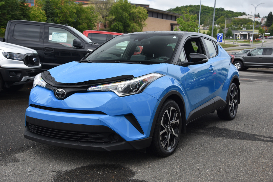 2019 Toyota C-HR  - Alliance Ford
