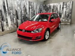2017 Volkswagen Golf 1.8 TSI Comfortline  - D0079  - Alliance Ford