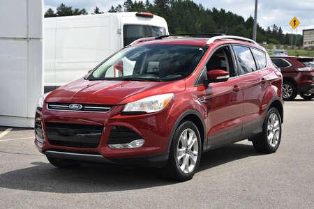 2015 Ford Escape Titanium 4WD for Sale  - C3305  - Alliance Ford