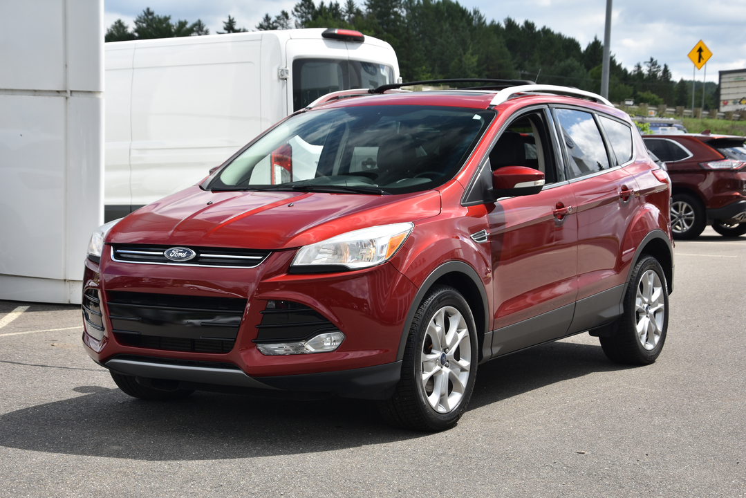 2015 Ford Escape  - Alliance Ford
