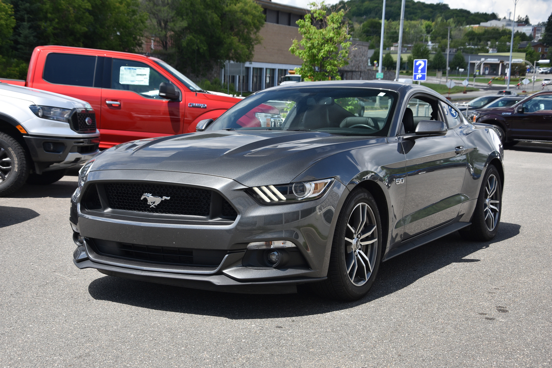 2016 Ford Mustang  - Alliance Ford