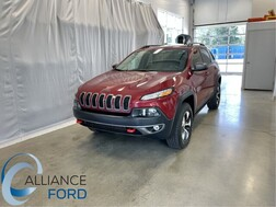 2015 Jeep Cherokee Trailhawk 4WD  - D0056  - Alliance Ford
