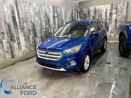 2018 Ford Escape SE 4WD for Sale  - 21235A  - Alliance Ford