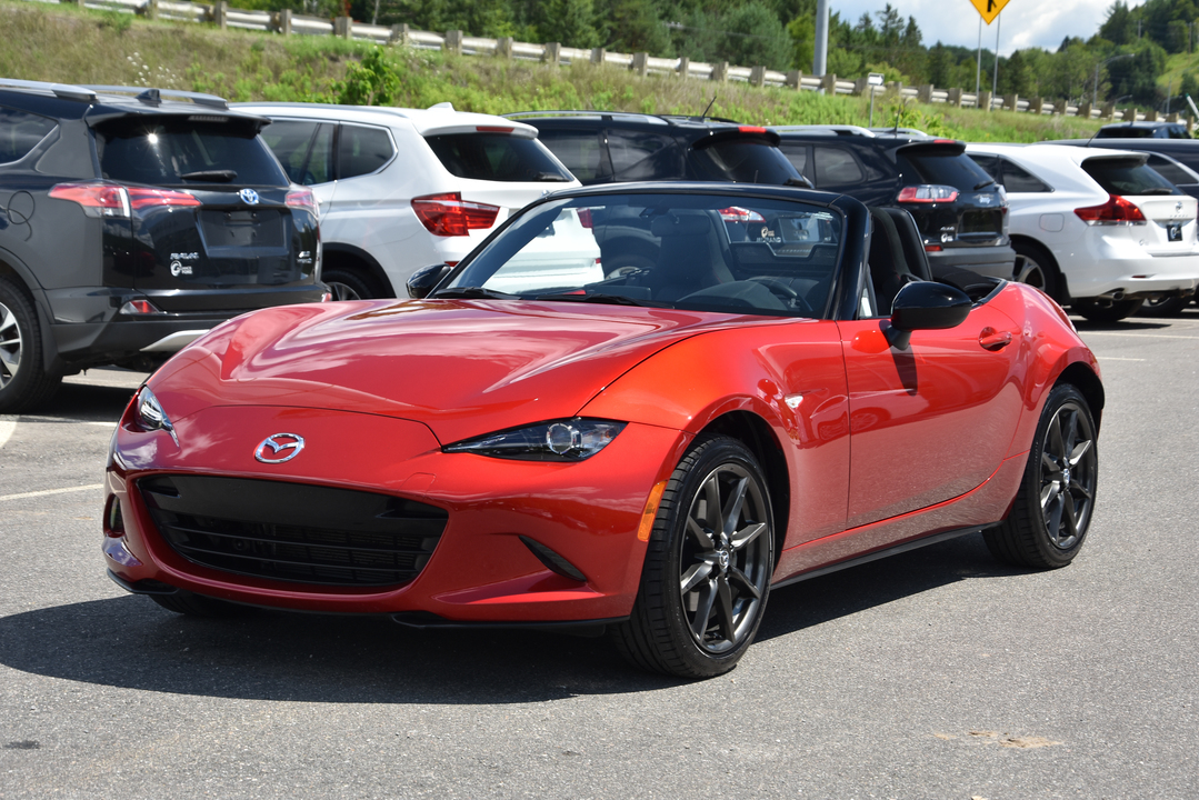 2017 Mazda MX-5 Miata  - Alliance Ford