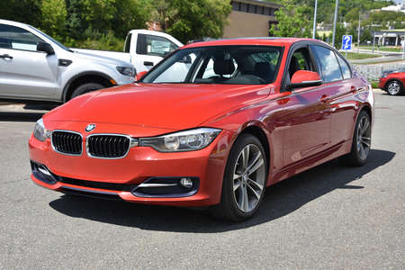 2015 BMW 3 Series 320i xDrive AWD for Sale  - C3348A  - Alliance Ford
