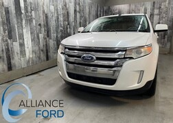 2011 Ford Edge Limited AWD  - 20374A  - Alliance Ford
