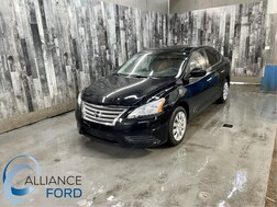 2013 Nissan Sentra 1.8 S  - 21021A  - Alliance Ford
