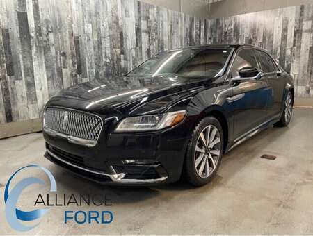 2017 Lincoln Continental Livery AWD for Sale  - C3356A  - Alliance Ford