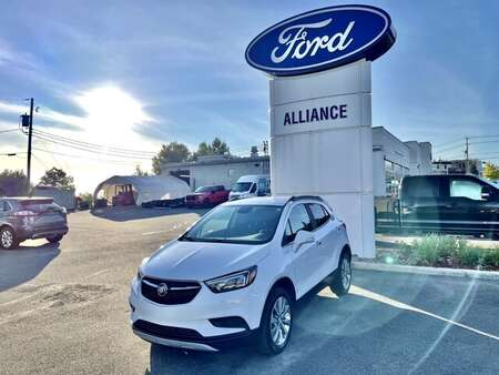 2017 Buick Encore Preferred for Sale  - 21303A  - Alliance Ford