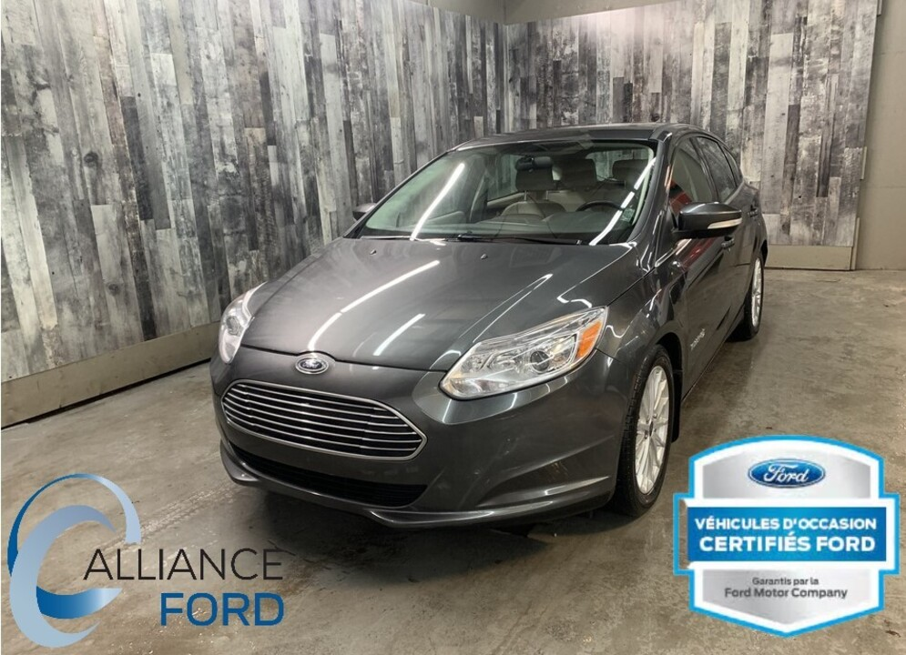 2018 Ford Focus  - Alliance Ford