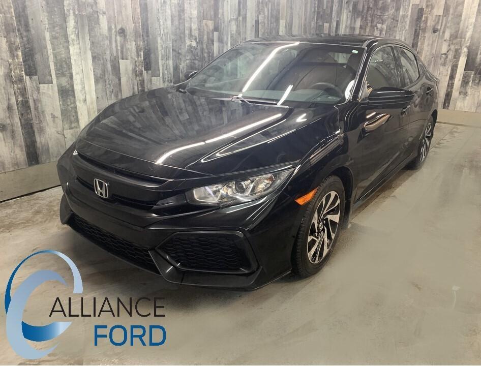 2018 Honda Civic Hatchback  - Alliance Ford
