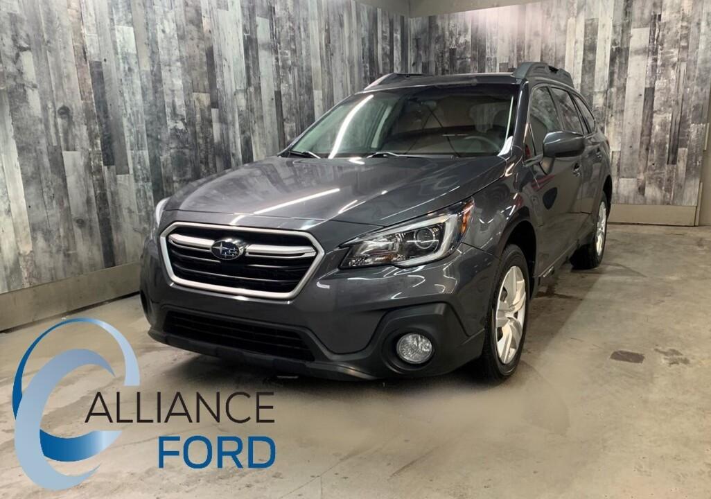 2018 Subaru Outback  - Alliance Ford