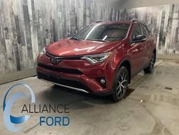 2018 Toyota RAV-4 SE AWD  - D0001  - Alliance Ford