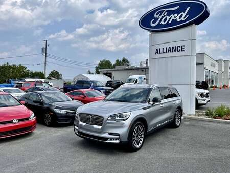 2020 Lincoln Aviator Reserve for Sale  - C3575  - Alliance Ford