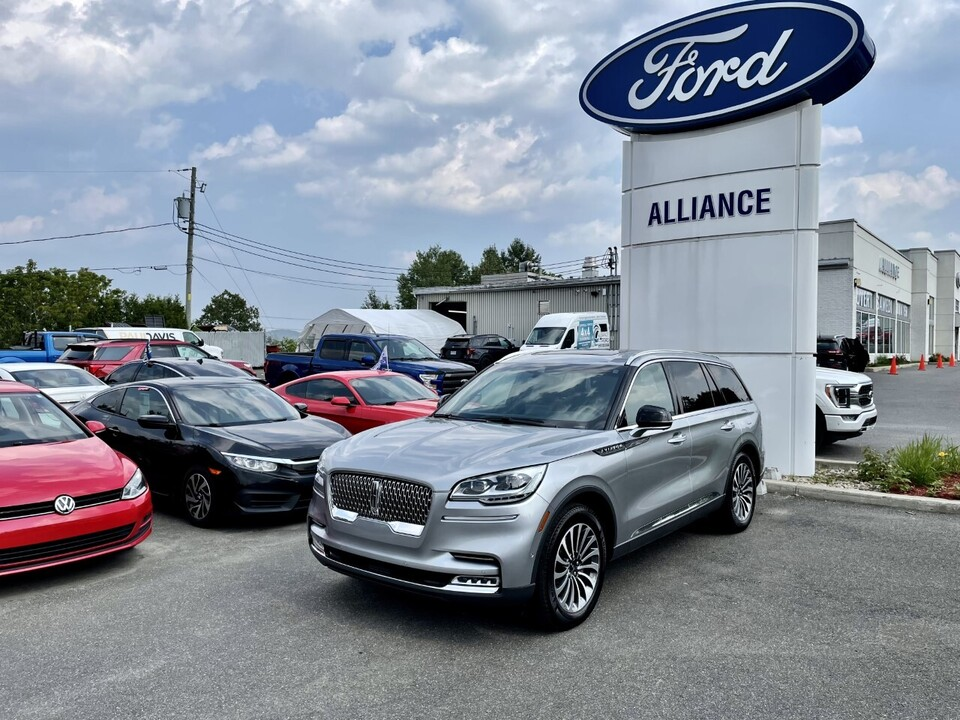 2020 Lincoln Aviator  - Alliance Ford