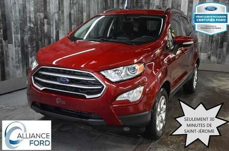 2018 Ford EcoSport SE 4WD for Sale  - 318717  - Alliance Ford