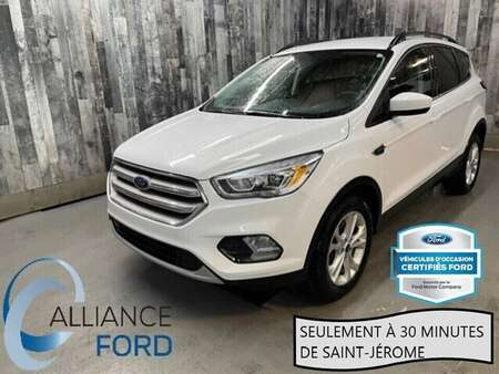 2018 Ford Escape SEL for Sale  - C3451  - Alliance Ford