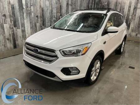 2018 Ford Escape SEL for Sale  - D0031  - Alliance Ford