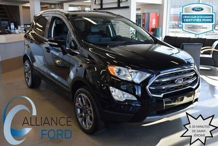 2019 Ford EcoSport Titanium 4WD CUIR TOIT NAVIGATION for Sale  - 19373  - Alliance Ford