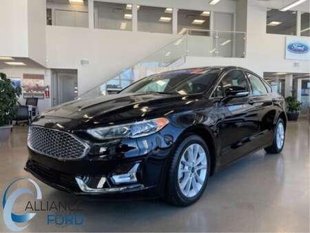2020 Ford Fusion Energi Titanium for Sale  - 20226  - Alliance Ford
