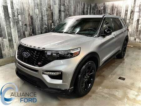 2021 Ford Explorer ST for Sale  - 21015  - Alliance Ford