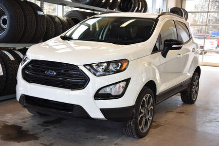 2019 Ford EcoSport SES 4WD CUIR TOIT NAVIGATION for Sale  - MT-19378  - Alliance Ford
