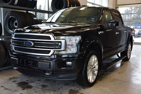 2019 Ford F-150 Limited 4WD SuperCrew for Sale  - MT-19058  - Alliance Ford