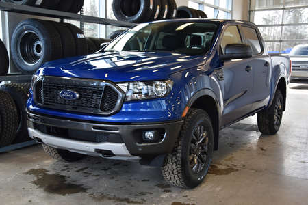 2019 Ford Ranger - 4WD SuperCrew for Sale  - MT-19504  - Alliance Ford