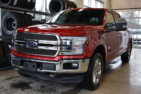 2020 Ford F-150 King Ranch 4WD SuperCrew for Sale  - MT-20086  - Alliance Ford