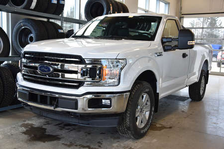 2020 Ford F-150 XLT 4WD Regular Cab Regular Cab for Sale  - MT-20111  - Alliance Ford