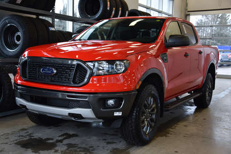 2020 Ford Ranger XLT 4WD SuperCrew for Sale  - MT-20096  - Alliance Ford
