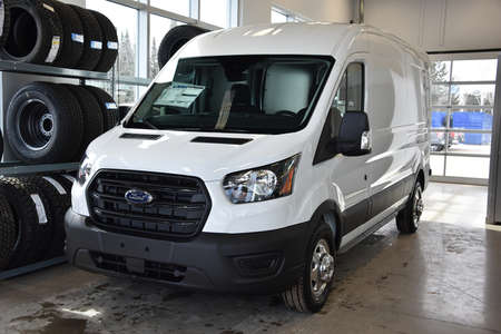 2020 Ford Transit Cargo Van AWD for Sale  - MT-20074  - Alliance Ford