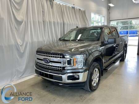 2020 Ford F-150 XLT for Sale  - C3599  - Alliance Ford