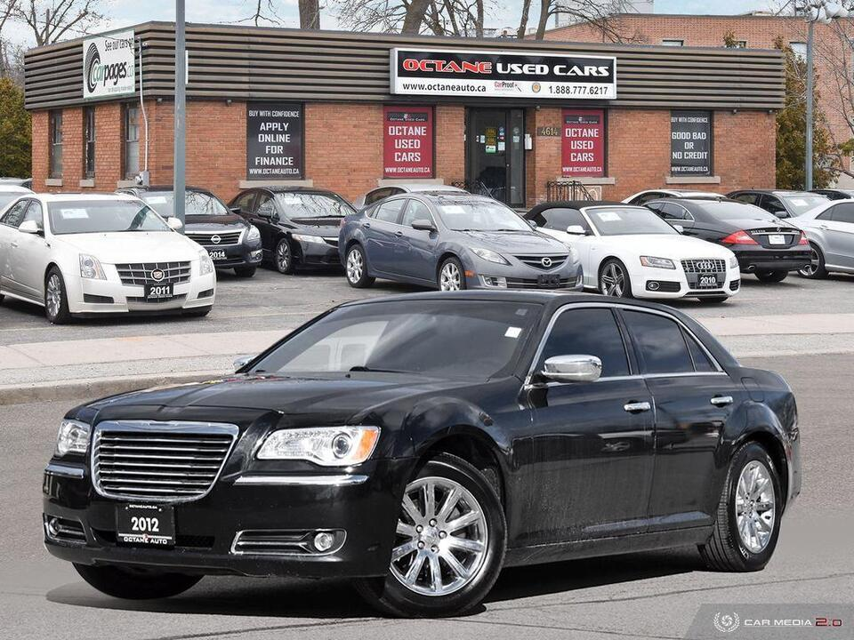 2012 Chrysler 300 Limited image 1 of 27