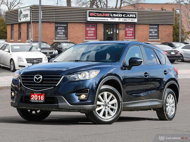 2016 Mazda CX-5 GS  - 640638  - Octane Used Cars