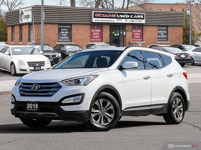 2016 Hyundai Santa Fe Sport FWD 4dr 2.4L  - 333854  - Octane Used Cars