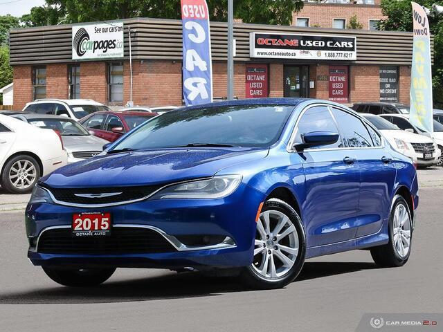 2015 Chrysler 200 Limited  - 510883  - Octane Used Cars