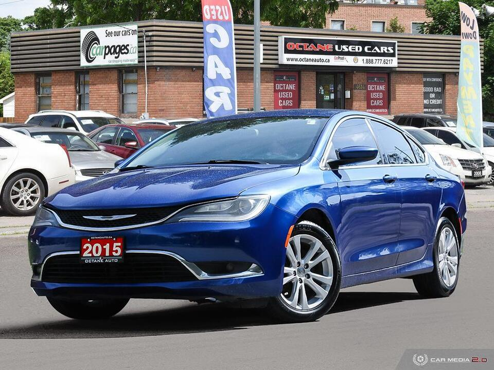 2015 Chrysler 200 Limited image 1 of 24