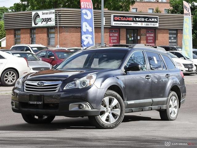 2010 Subaru Outback Ltd Pwr Moon/Navigation  - 358498  - Octane Used Cars