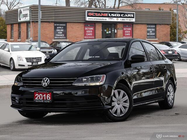 2016 Volkswagen Jetta Sedan 1.4T S  - 335305  - Octane Used Cars