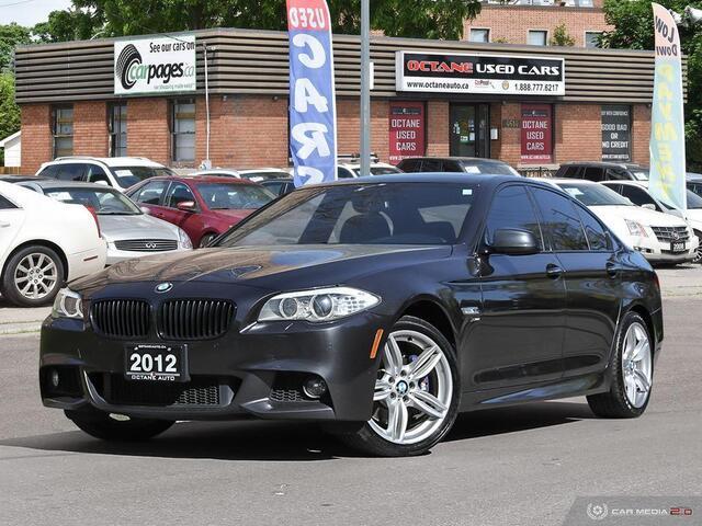 2012 BMW 5 Series 535i xDrive  - U57336  - Octane Used Cars
