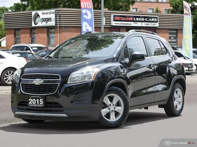2015 Chevrolet Trax LT  - 211742  - Octane Used Cars