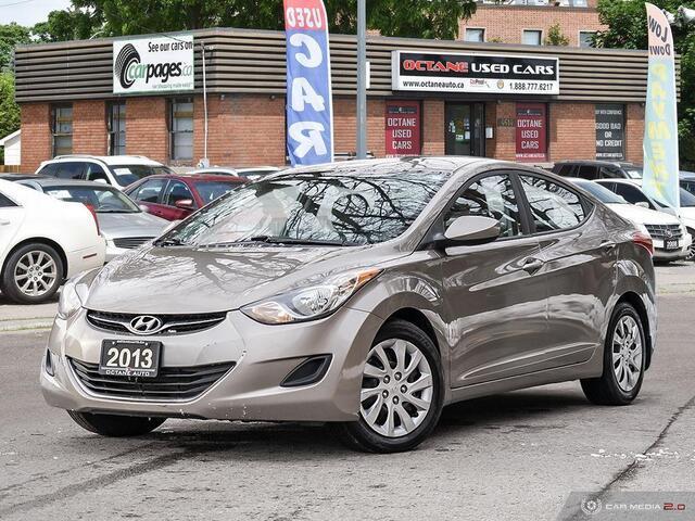 2013 Hyundai Elantra GL  - 220717  - Octane Used Cars