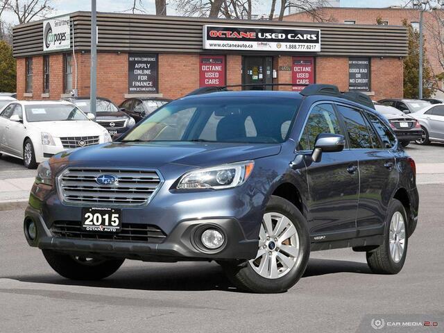 2015 Subaru Outback 5dr Wgn CVT 2.5i w/Touring Pkg  - 202047  - Octane Used Cars