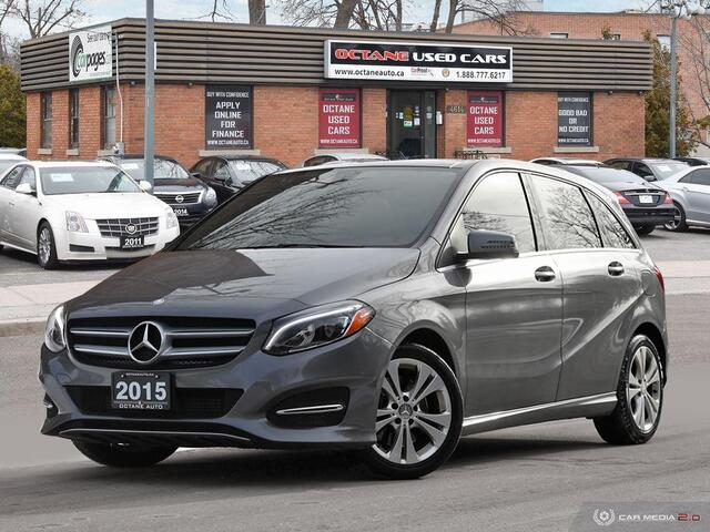2015 Mercedes-Benz B-Class B 250 Sports Tourer  - 323707  - Octane Used Cars