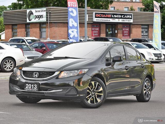 2013 Honda Civic LX  - 025983  - Octane Used Cars