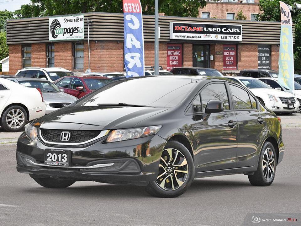 2013 Honda Civic LX image 1 of 26