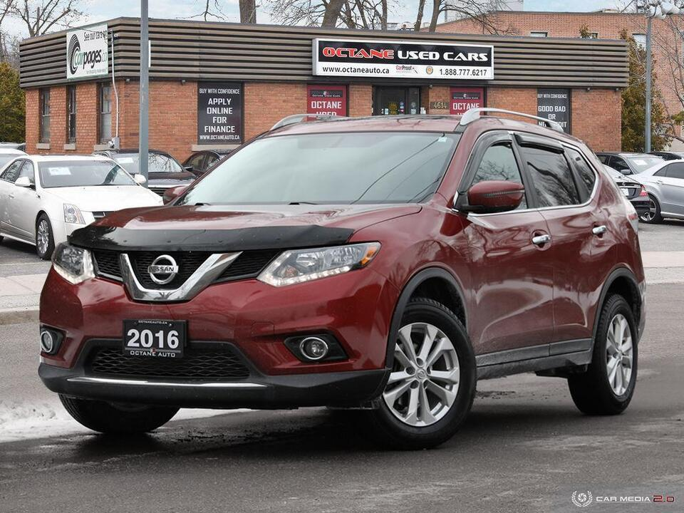 2016 Nissan Rogue SV image 1 of 27