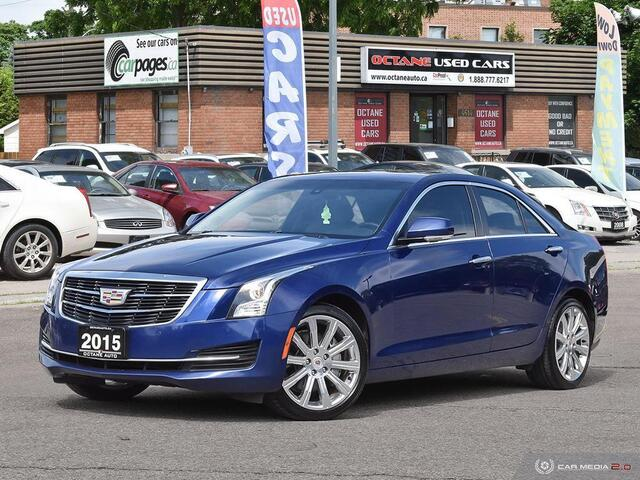 2015 Cadillac ATS SEDAN Luxury AWD  - 110000  - Octane Used Cars